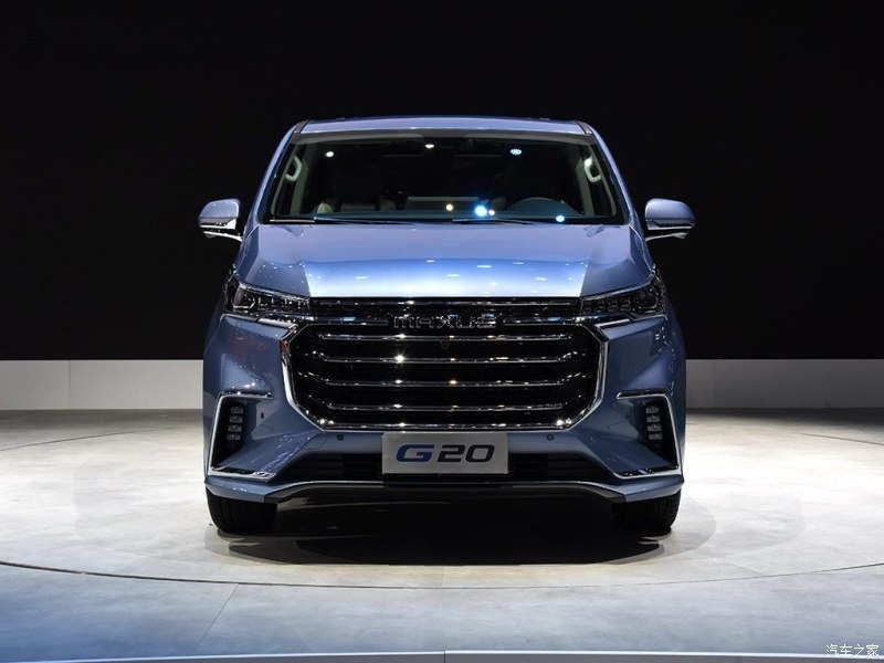 SAIC-MAXUS Released MAXUS G20 At 2019 Shanghai Auto Show, Price Range 179,800 - 289,800 yuan