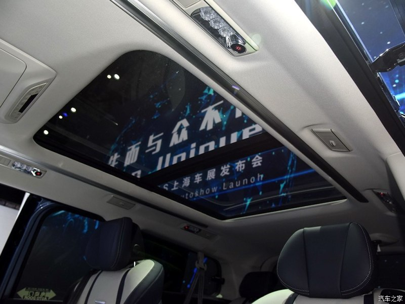 SAIC-MAXUS Released MAXUS G20 At 2019 Shanghai Auto Show