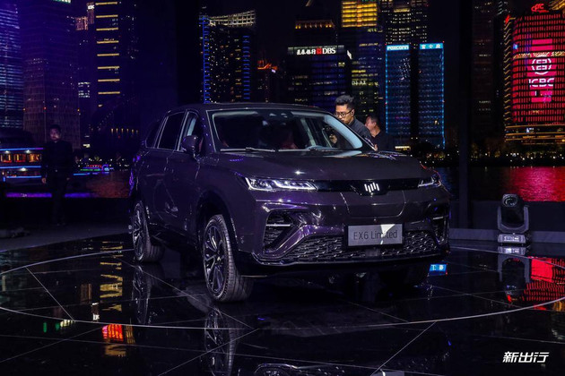 WM EX6 Limited Unveiled on 2019 Shanghai Auto Show, The 2nd All-Electric SUV from WELTMEISTER Motor