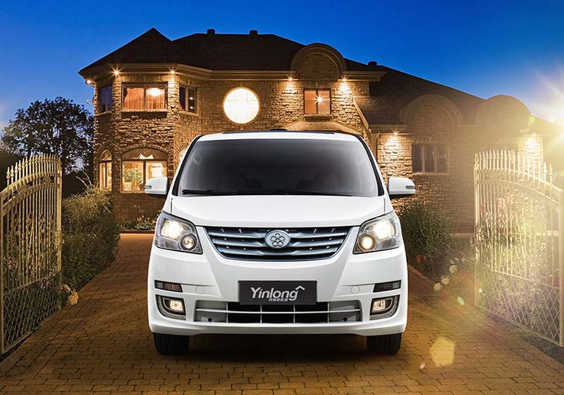 Yinlong New Energy Launched its First MPV: YinLong EFFIE, China's Alphard? No!