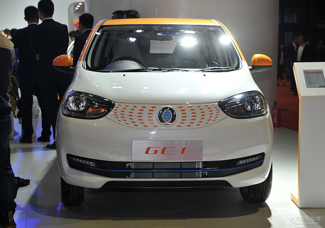 Guoji Zhijun Auto Released A  Mini Electric Car ZEDRIV GC1 At 2019 Shanghai Auto Show