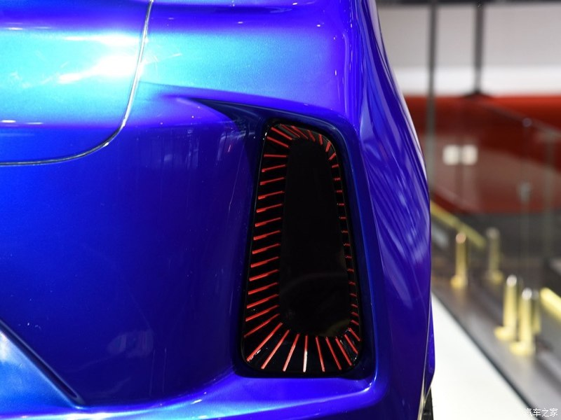 Zotye Auto Debuted Zotye ES330 Concept Car Based on Yun100 on 2019 Shanghai Auto Show