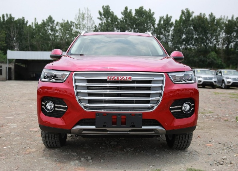 Haval H6 Review: Front & Rear Crash Beam Teardown
