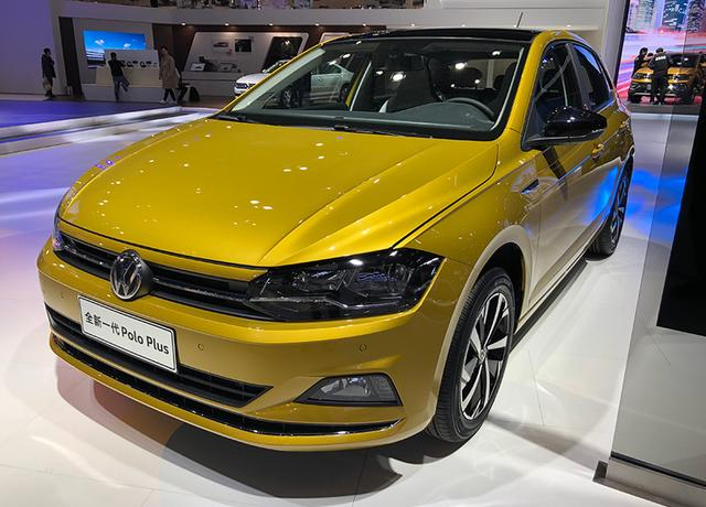 "VW POLO Plus Launched in China Market, But Hard to Say It Is ""All-New"""
