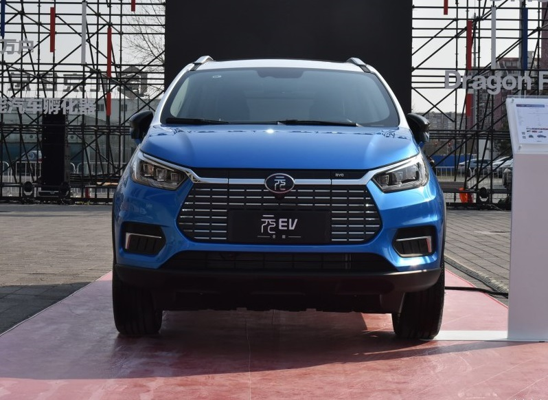 BYD Yuan EV Received a Facelift, Range of 2019 Yuan EV535 Can Do 254miles