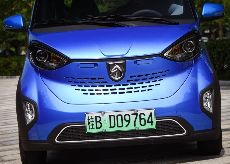 Baojun E100 Might Be The Smallest & Cheapest EV in China Market