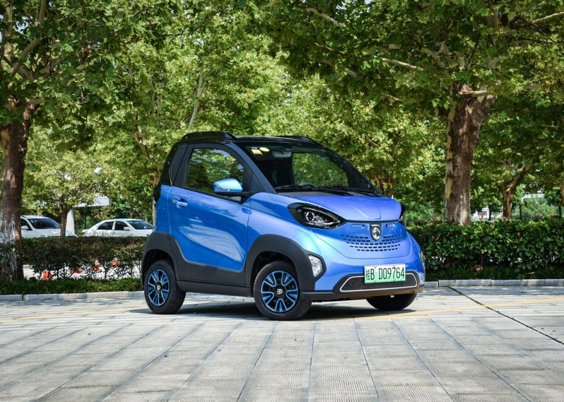 2019 Baojun E100 (EV) Technical Specs