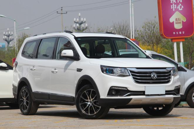 This is the 2019 Dongfeng Fengxing SX6