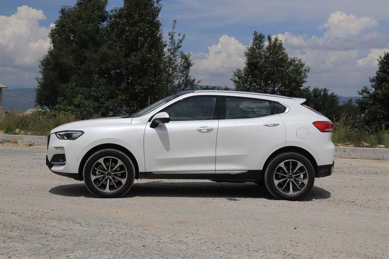 This is 2019 Haval F5 from Great Wall Motor