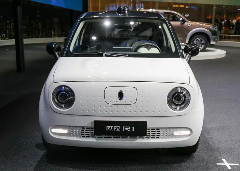 China's Smart Forfour - Great Wall Motor's ORA R1 EV Has a Goddess Edition
