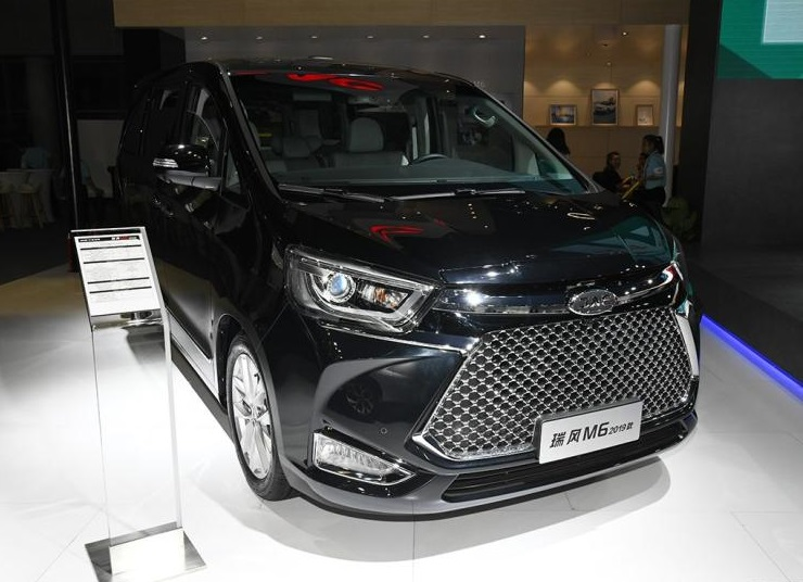 2019 JAC Refine M6 is Ready in China Market