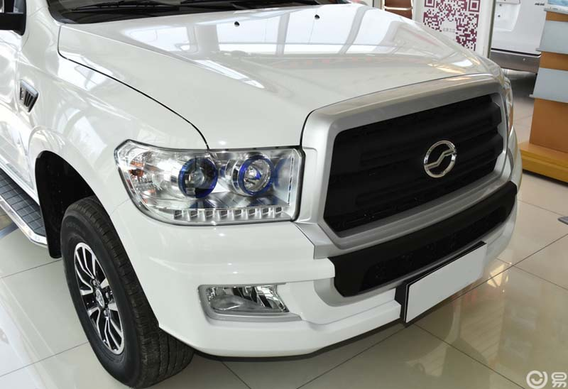 This is 2019 Zhongxing ZX Terralord Pickup from ZXAUTO