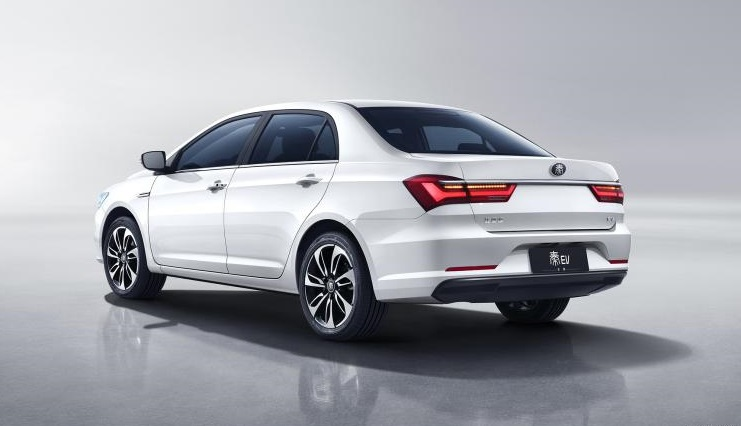 This is All-New BYD Qin EV Debuted by BYD Official