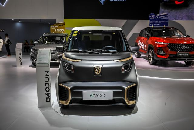 2019 Baojun E200 (EV) Technical Specs