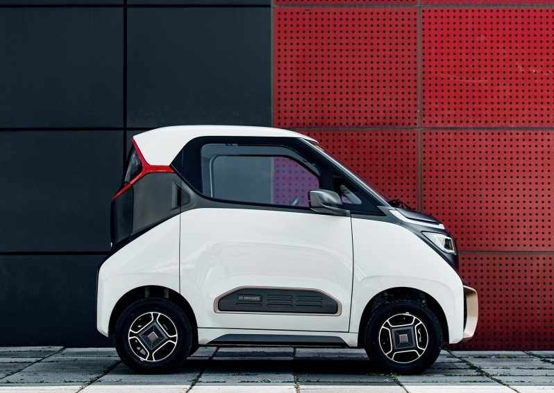 Baojun E200 EV, The Other Microcar from China