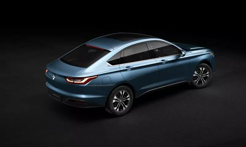 Baojun to Release a New Coupe SUV to Compete in China market