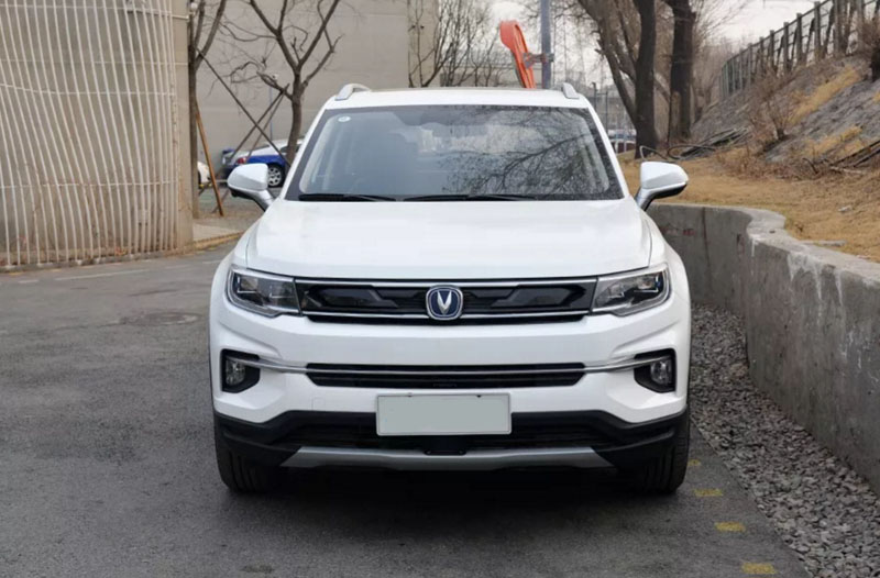 Changan CS35 PLUS Review: Appearance, Trim Level & Room