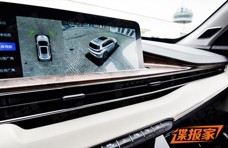 Chery EXEED LX Has a Twin-Screen, More Pictures For EXEED LX