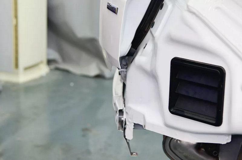 Chery Tiggo 4 (Tiggo 5x) Review: Front & Rear Crash Beam Teardown