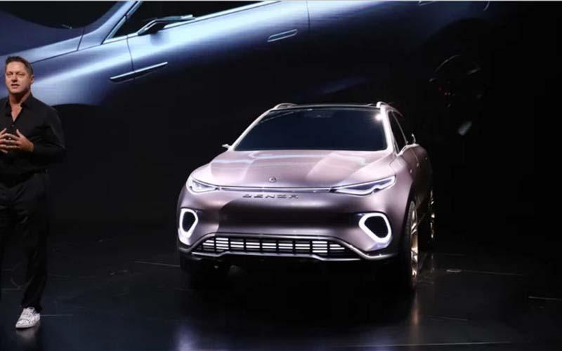 DENZA's New EV: DENZA Concept X Debuted At 2019 Shenzhen Auto Show