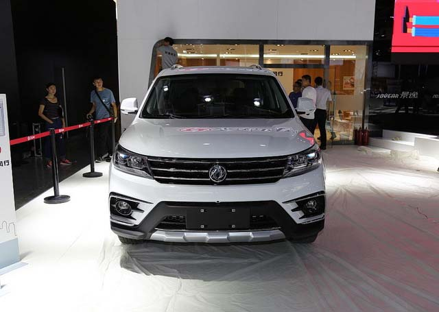 Dongfeng Fengxing Launched Facelift Joyear X5 in China Market, Named Joyear X5L