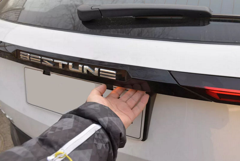 FAW Bestune T77 Review - Appearance, Interior and Room