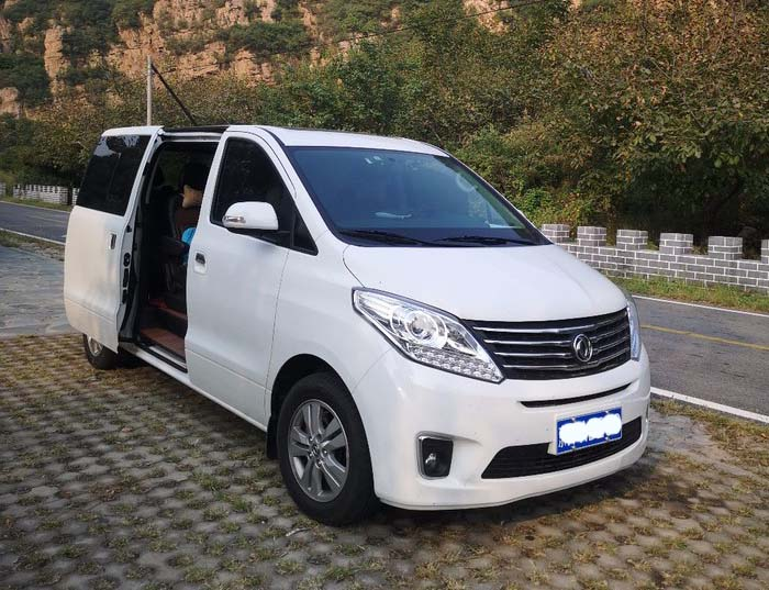 2019 Dongfeng Fengxing F600 MPV is Ready in China Market