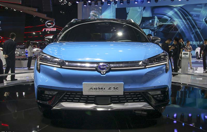 GAC's All-New EV Aion LX Will Be Soon Ready in China Market, Range 372miles
