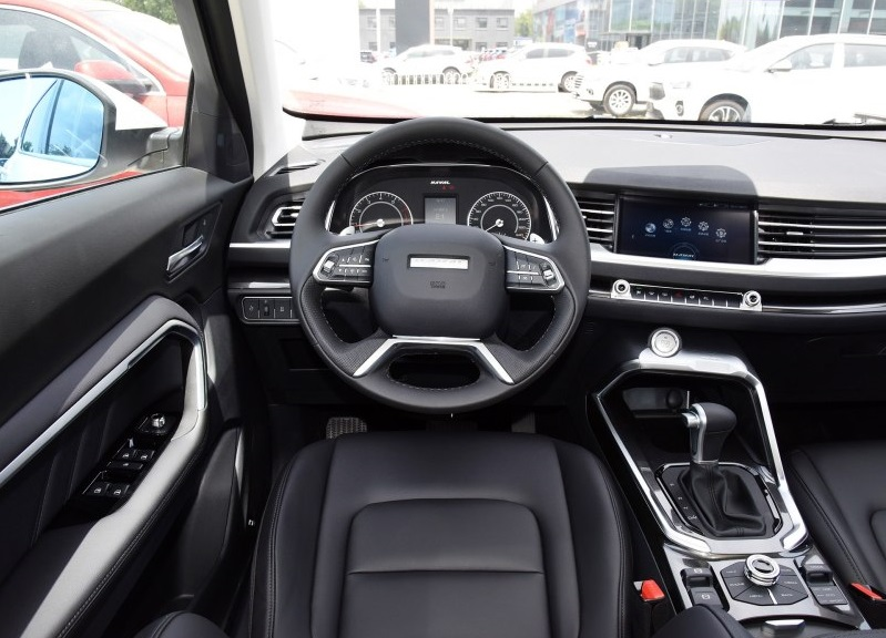 Great Wall Motor Launched 2019 Haval H6 in China Market