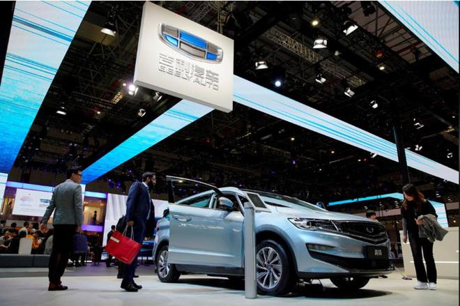 Geely Chooses Swedish Company Zenuity as Autopilot Software Supplier