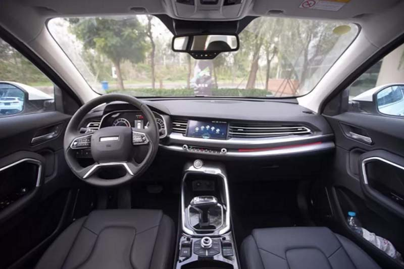 Haval H6 Review: Appearance, Interior and Room