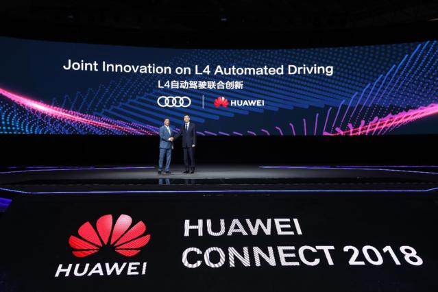 Huawei Established Smart Vehicle Solutions Business Unit: To Help Auto Maker Build Good Cars