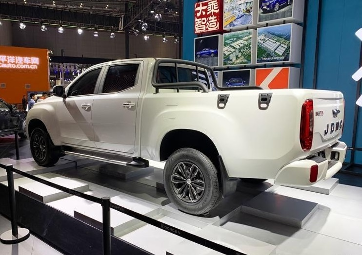Darcen Auto All-New Qiling T15 Pickup to be Released in China Market