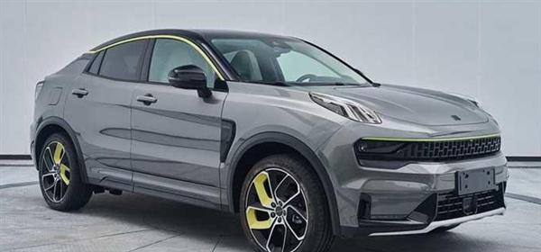 Spy Photos of Lynk & Co 05, A Coupe SUV Expected to be Listed by 2019
