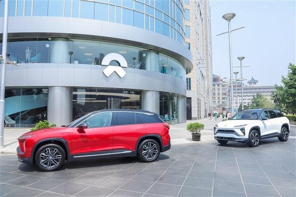 NIO ES6 Starts to Delivery, The First Batch is Only 8