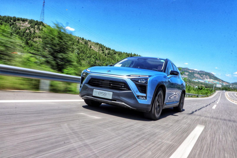 NIO Will Recall 4803 ES8 from Now On Due to Battery Pack Short Circuit Hidden Danger