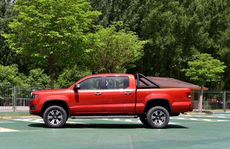 Huanghai N3 Pickup Is Another Ford Raptor in China