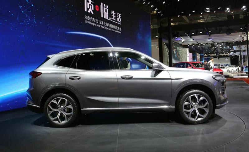 Zotye Auto To Release New SUV Codenamed B21