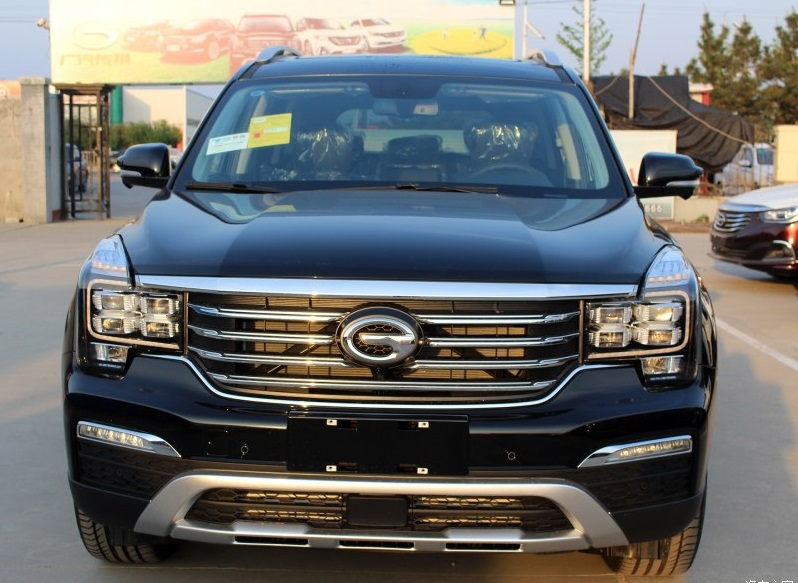 GAC Trumpchi GS8 Review - Appearance, Interior and Driving Experience