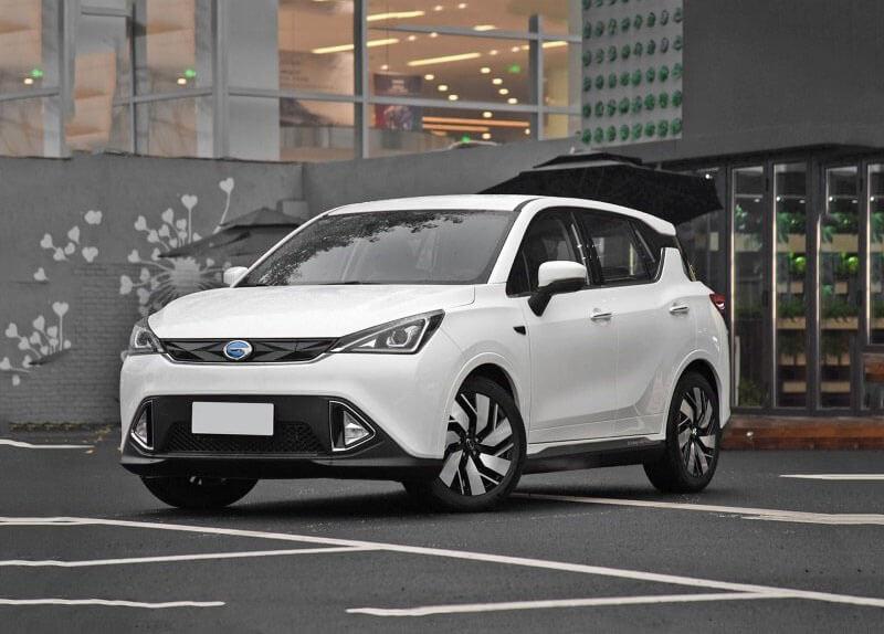 GAC-Mitsubishi Listed 2020 Qizhi EV, Rebadging of GAC GE3