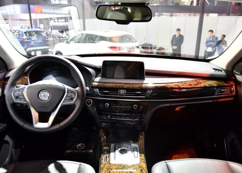 2020 Hanteng X5 & X7S Are Ready In China Market
