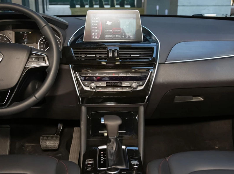 2019 Borgward BX5 Is Ready in China Market