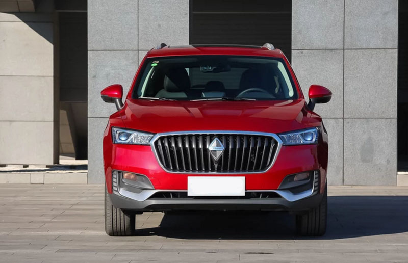 2019 Borgward BX5 Is Ready in China Market