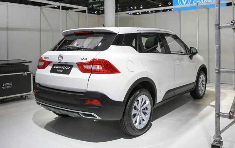 2019 Brilliance V3|V3S is Ready in China Market