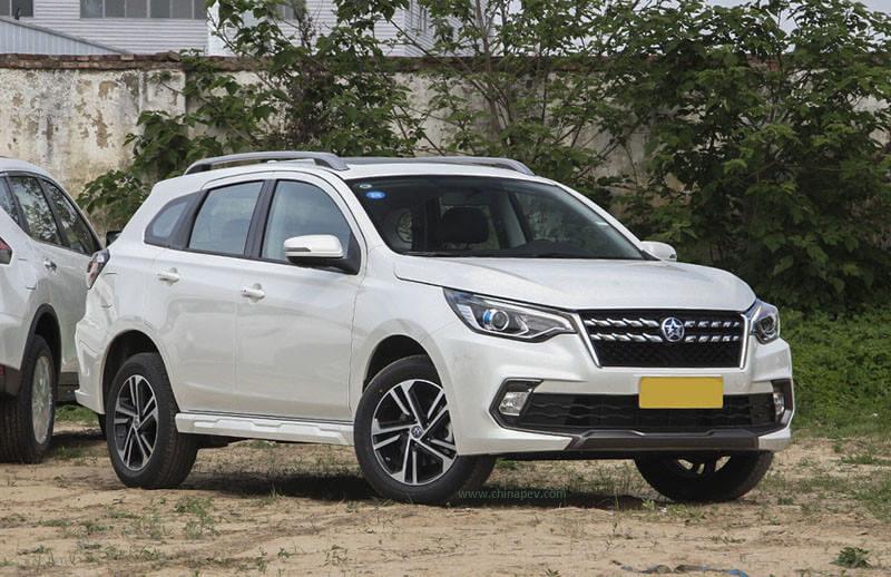 2020 Venucia T70  is Ready in China Market