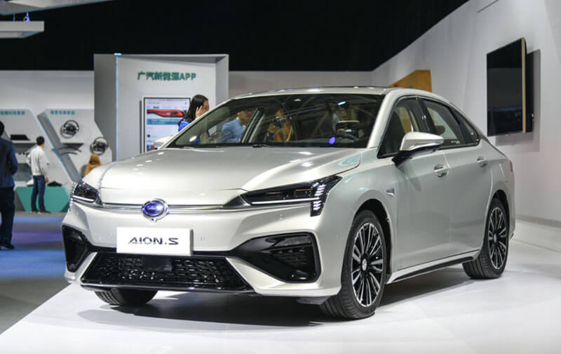 GAC Aion S Will Soon Have A Sibling: GAC-Toyota To Release All-Electric iA5