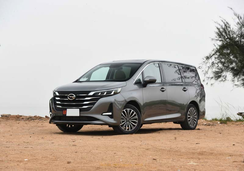 GAC's 2nd MPV Trumpchi GM6 Listed in China Market
