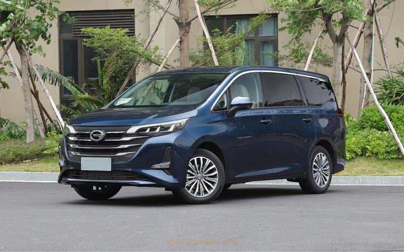 2019 GAC Trumpchi GM6 Technical Specs