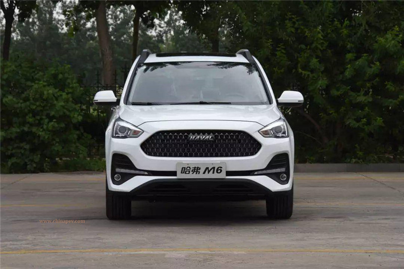 2019 Haval M6 is Ready in China Market