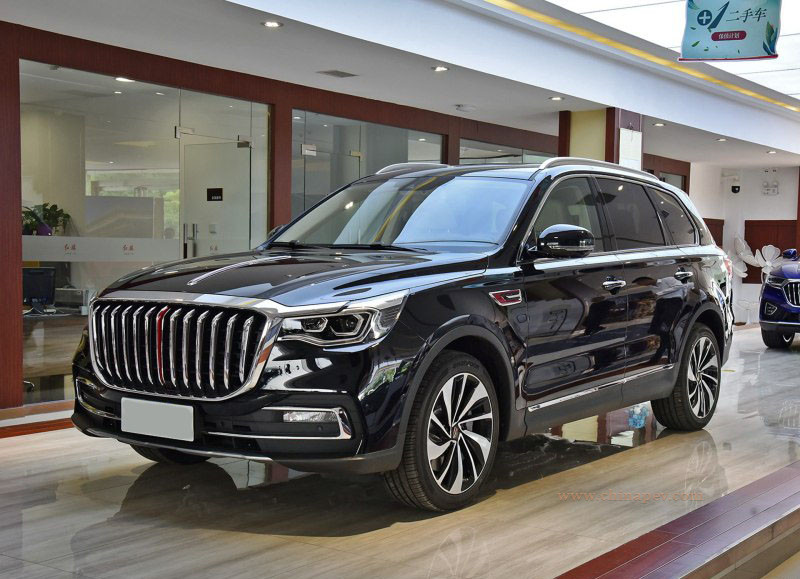 Price is in Line With Mercedes, Hongqi HS7 Listed in China Market